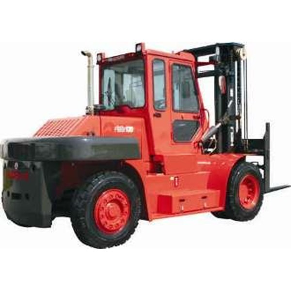 Forklift Diesel 10 Ton ISUZU CPCD100
