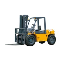 Jual Forklift Diesel Heli-CHL 8-10Ton 2