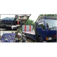 Mesin Pengangkut Barang mobil towing atau self loader