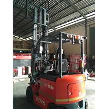 Forklift Battery Anti Explosive