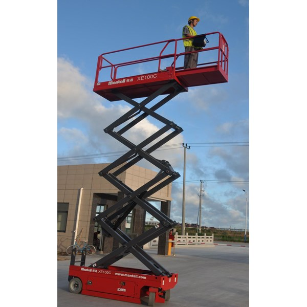 Scissor Lift XE-C Series