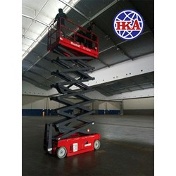 Rent Scissor Elevator Services by PT  TOP