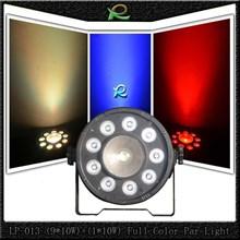Lampu par panggung full color DMX kontrol khusus Desain LP013