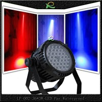 Jual Lampu PAR Waterproof 36 x 3W RGB LP002