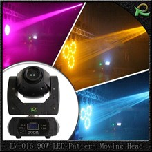 Lampu Moving Head gobo 90 W Led LM016
