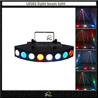 Jual Lampu led beam light sektor fan 8*5W RGBW LE001
