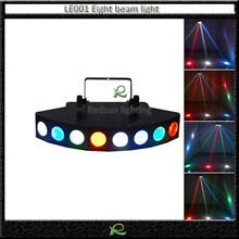 Lampu led beam light sektor fan 8*5W RGBW LE001
