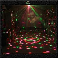 Distributor  Lampu led disco DMX magic ball light LB006 3