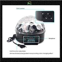 Lampu led disco DMX magic ball light LB006 Murah 5