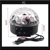 Jual  Lampu led disco DMX magic ball light LB006 2