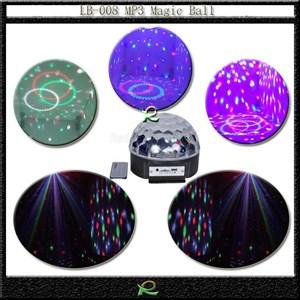 Lampu led magic disco ball murah LB008 looking for partner