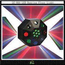 Lampu beam dan par dancing 8*3W + 7*10W fullcolor LE004