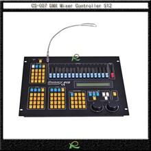 Mixer dmx controller lighting 512 kanal CS007