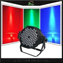 Lampu par sorot dekorasi pelaminan lukisan 72*3W RGBW LP017