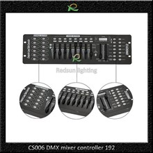 Aksesoris Lampu lighting DMX console mixer controller 192 CS006