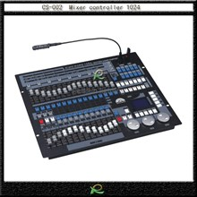 Mixer dmx 512 controller lighting 1024 kanal cs002