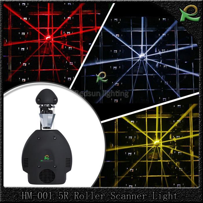 Jual Lampu Roller Scanner Beam Light 5R HM001 Harga Murah