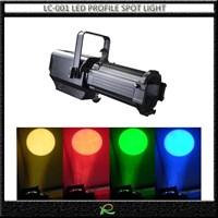 Lampu Sorot Spot Leco LED Profile Follow Spot Light 150W