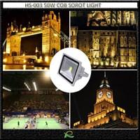 Lampu sorot LED 50W COB