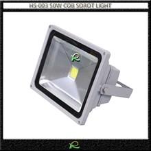 Lampu sorot LED 50W COB HS003