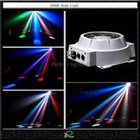 Lampu disko pattern gobo  8*10W  lighting panggung mencari distributor di Banda Aceh Murah 5