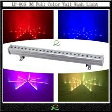 Lampu par strip wall washer 36*3W RGB waterproof LP006