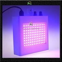 Jual Lampu Flood Light Sorot 108Pcs Led RGB Atau White HS002 2