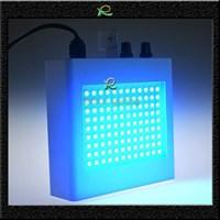 Distributor Lampu Flood Light Sorot 108Pcs Led RGB Atau White HS002 3