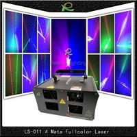 Lampu laser disko party pub 4 outlet  Specs LS011 1