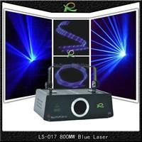 Lampu laser show biru diskotik LS017 1