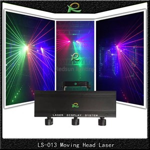Lampu laser show party disco LS013