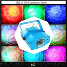 lampu proyektor air ombak efek mini party disco LB010