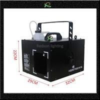 Jual Mesin asap haze machine 1500W remot control FM009 2