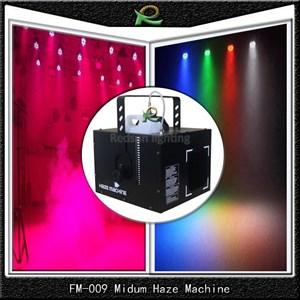Mesin asap haze machine 1500W remot control FM009