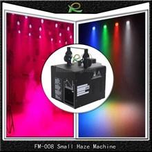 Mesin asap mini haze machine 580W remot control FM008