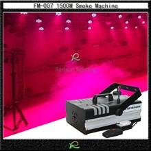 Mesin asap fog machine 1500W remot control FM007