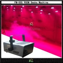 Mesin asap smoke machine 900W wire control FM005