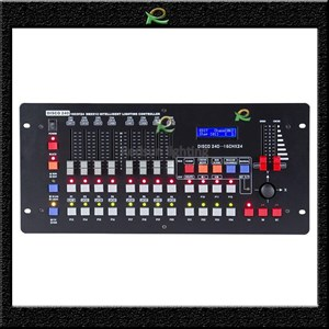 Mixer lighting DMX controller disko 240 CS004