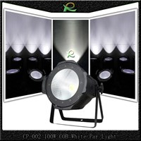 Lampu sorot panggung COB LED flood par light 100W CP002 1