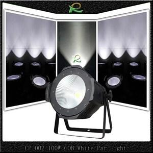 Lampu sorot panggung COB LED flood par light 100W CP002