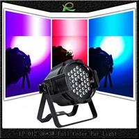 Lampu sorot panggung disco par 36*3W warna warni LP012 1