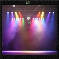 Distributor Lampu sorot panggung disco par 36*3W warna warni LP012 3
