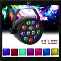 Beli Lampu sorot panggung kecil led par light RGBW 12*1W LP029 4