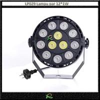 Jual Lampu sorot panggung kecil led par light RGBW 12*1W LP029 2