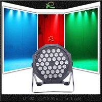 Lampu sorot panggung pipih disco par light 36*1W LP021 1