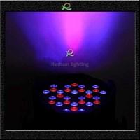 Distributor Lampu par panggung LED 54*3W RGBW LP018 3