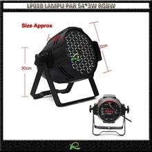 Lampu par panggung LED 54*3W RGBW LP018