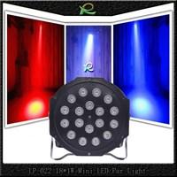 Lampu par panggung disco stage light LED 18*1W LP022 1