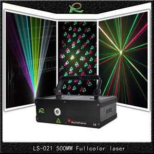 Lampu laser show animasi light RGB LS021
