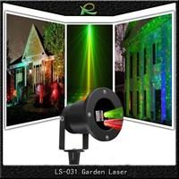 Lampu laser taman waterproof RG LE031 1